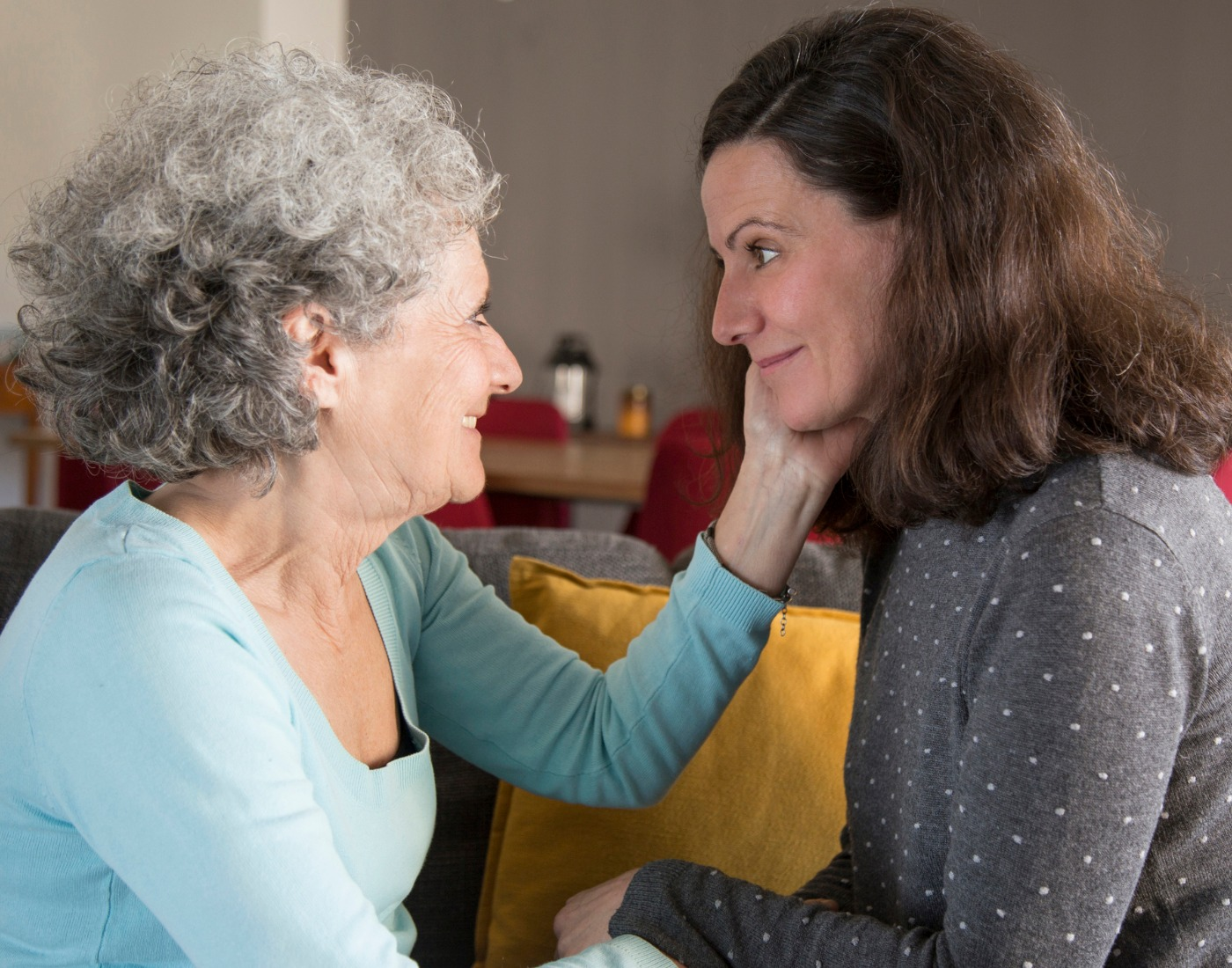 Reminder for caregivers: care for yourself, too