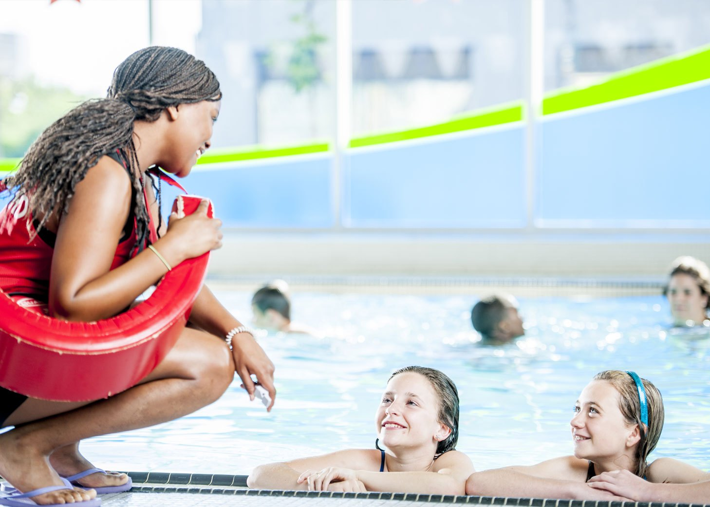 7 tips for safe summer swimming